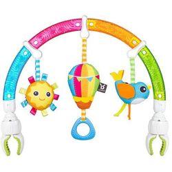 Benbat łuk z zabawkami do wózka