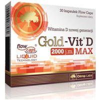 Kapsułki Olimp Gold-Vit D MAX 2000IU 30 kaps.