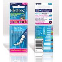 PIKSTERS R5 szczoteczki międzyzębowe niebieskie 10 szt., P2610