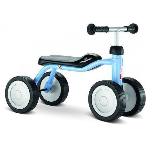 Puky PUKYlino Rower biegowy Dzieci niebieski Rowery dla dzieci