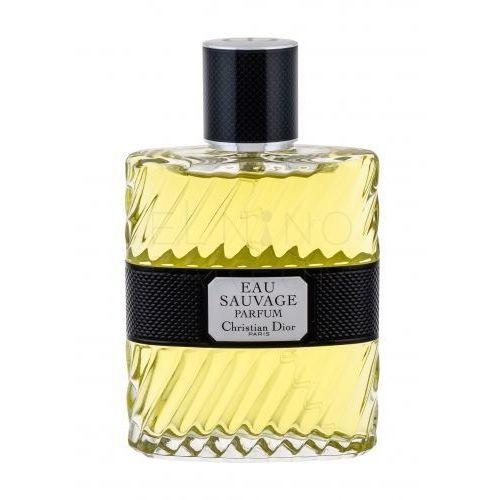Christian Dior Eau Sauvage Parfum 2017 woda perfumowana 100 ml dla mężczyzn