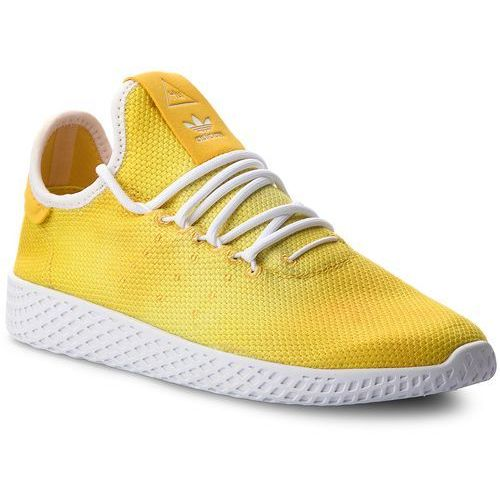 Buty Pw Hu Holi Tennis Hu DA9617 YellowFtwr WhiteFtwr WhiteFtwr White, 1 rozmiar (Adidas)