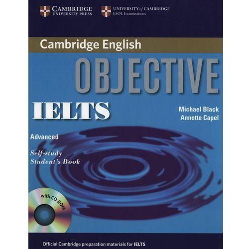 Objective IELTS advanced Self-Study Student`s Book+CD, Black Michael, Capel Annette