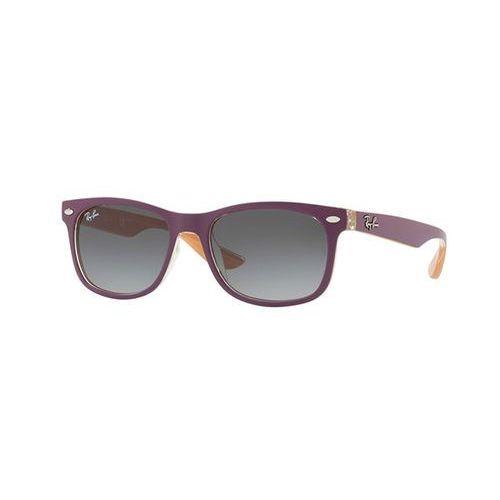 Okulary słoneczne rj9052s new wayfarer 703311 marki Ray-ban junior