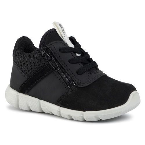 Półbuty - 75459151052 black/black marki Ecco