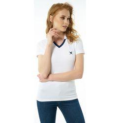 Damskie koszulki polo AUDEN CAVILL Mall.pl