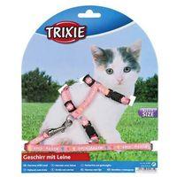TRIXIE Szelki nylonowe dla kociąt z motywem