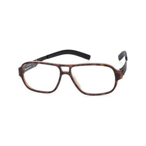 Ic! berlin Okulary korekcyjne a0636 lars g. tortoise shell-matt
