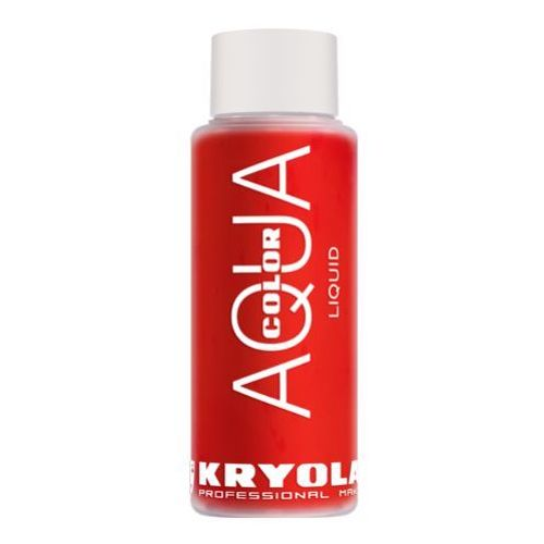 Kryolan aquacolor liquid (079) płyna emulsja do makijażu ciała - 079 (5101)
