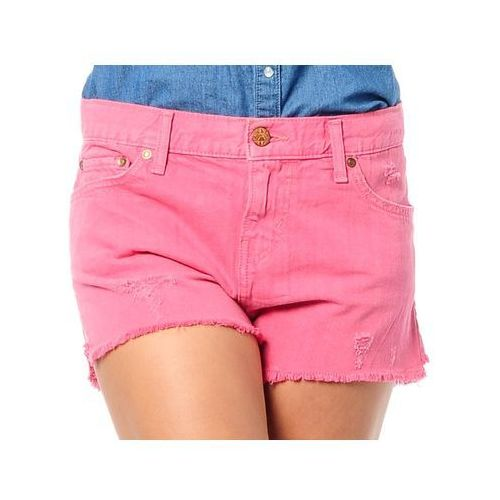 Szorty dip back short 31684-0004 - różowy marki Levi's