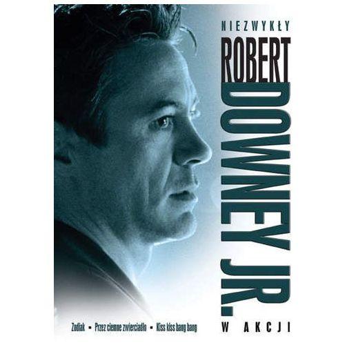Shane black, david fincher, richard linklater Robert downey jr (zestaw 3 filmów) (płyta dvd) (7321909279926)