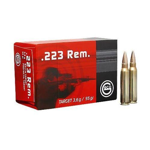 Amunicja kal.223 rem 3,6g vm 3,56g marki Geco