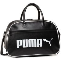 Torebka PUMA - Campus Grip Bag Retro 076695 01 Puma Black