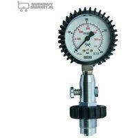 Manometr kontrolny do sprawdzania ciśnienia w butli (300 BAR)