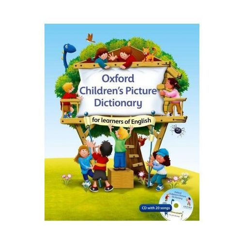 Oxford Children's Picture Dictionary for learners of English (2014)