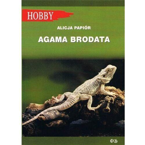 Agama brodata (wyd. 2020) - papiór alicja, Egros