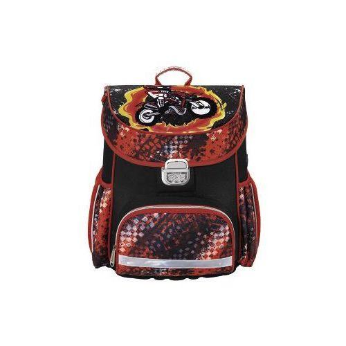 Hama tornister / plecak szkolny dla dzieci / motorbike - motorbike (4047443347664)