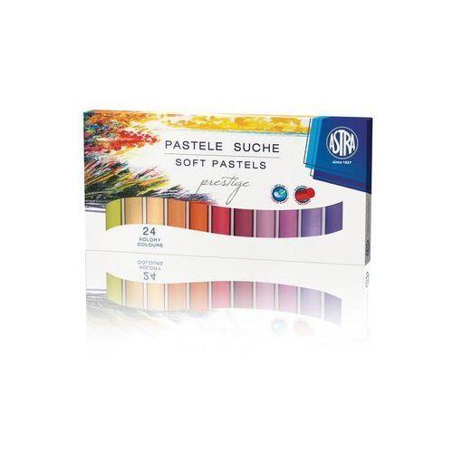 Pastele suche 24 kolory Prestige - Astra OD 24,99zł DARMOWA DOSTAWA KIOSK RUCHU (5901137102757)