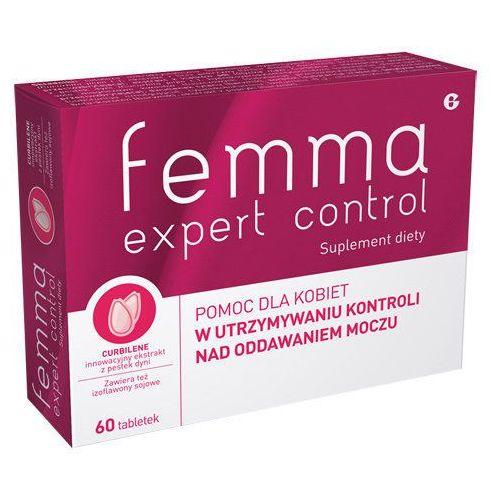 Femma expert control x 60 tabletek Glenmark