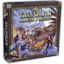 Gra Talisman Magia i Miecz Dodatek- Gory
