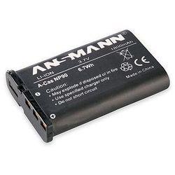 Akumulatory do kamer cyfrowych  ANSMANN