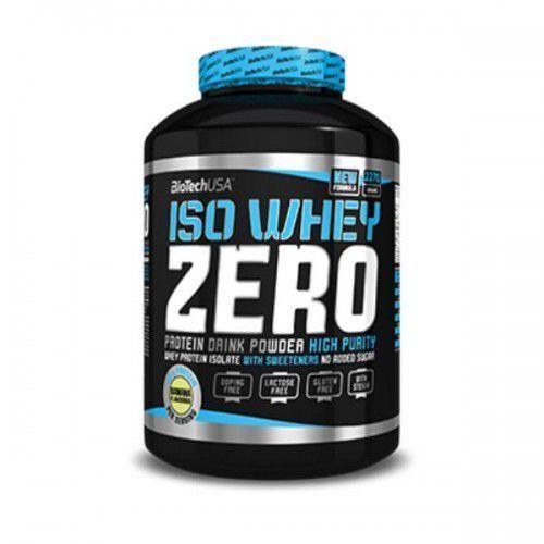Biotech usa iso whey zero 908g