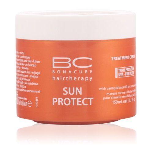 Schwarzkopf BC Bonacure Sun Protect Treatment Cream 150ml W Maska do włosów