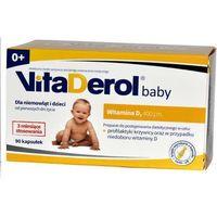 VitaDerol baby 0+ x 90 kapsułek twist-off