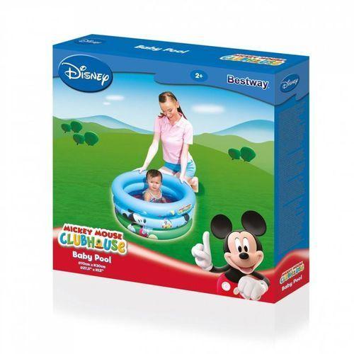 Bestway 91018 mini basenik klub przyjaciół myszki miki 70cmxh30cm (51090, bestway)