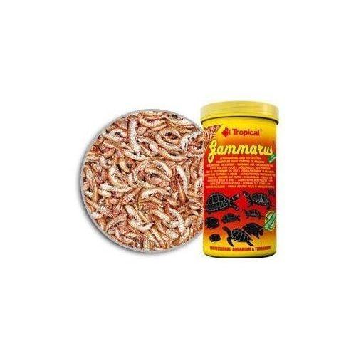 gammarus suszony kiełż dla żółwi i ryb 250ml marki Tropical