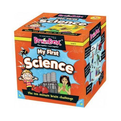BrainBox 1st Science AJ ENG +DARMOWA DOSTAWA przy płatności KUP Z TWISTO (8590228031983)