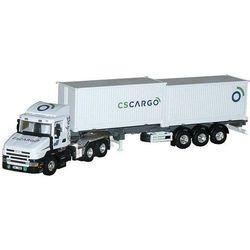 ciężarówka 70 cs cargo scania 1:48 marki Monti systém