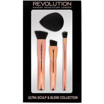 Palety i zestawy do makijażu MAKE UP REVOLUTION