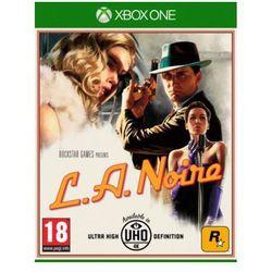 Rockstar games L.a. noire gra xbox one cenega