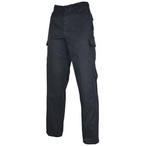 Mil-Tec Spodnie BDU Ranger Czarne - Czarny (4046872139581)
