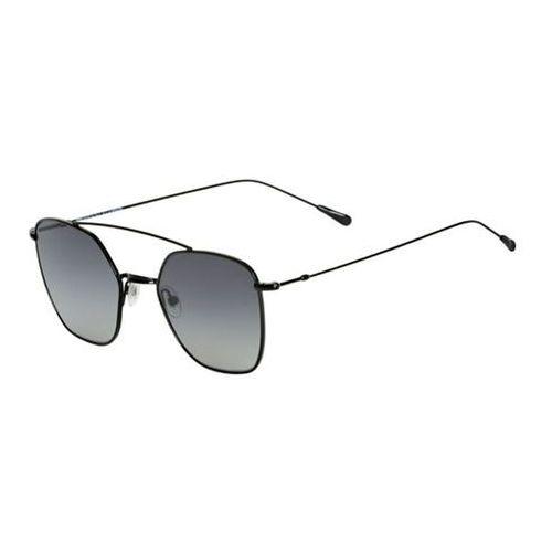 Okulary Słoneczne Dolce Vita DV02CFTBlack (Gradient Smoke