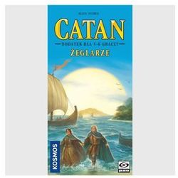 Galakta Catan: żeglarze 5/6 graczy