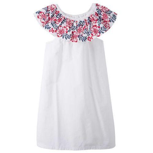 1def02d0a0 Sukienka letnia biały (bonprix) - sklep SkladBlawatny.pl