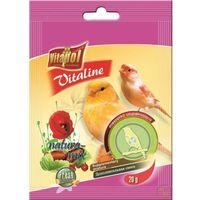 Vitapol karma uzupełniająca vitaline natura mix dla kanarka 20g - darmowa dostawa od 95 zł! (5904479025456)