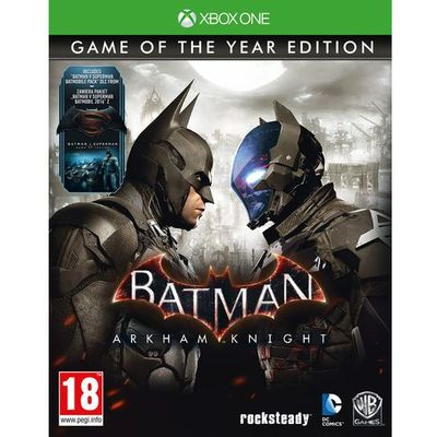 Gry Xbox One Warner Brothers Entertainment