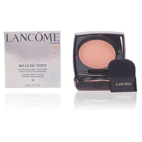 Lancome belle de teint puder rozjaśniający matujące odcień 02 belle de abricot 8,8 g - Promocyjna cena