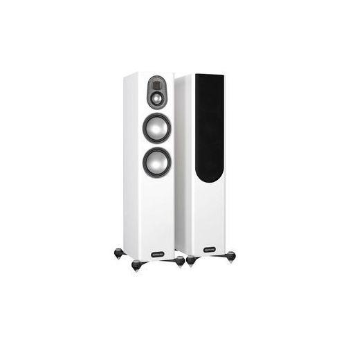Monitor audio gold 200 - biały mat