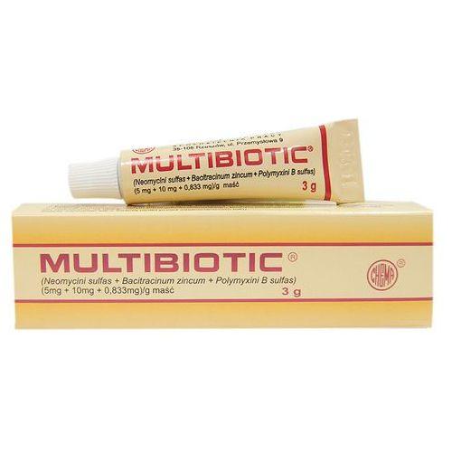 Maść Multibiotic ung 3 g