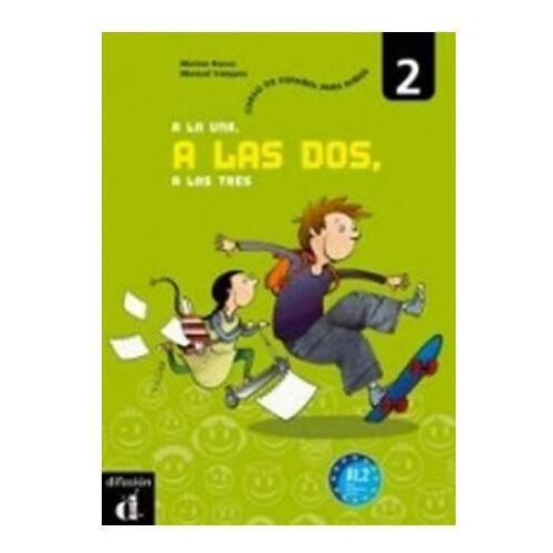 A la Una, a las Dos, a las Tres 2. Podręcznik, Difusion