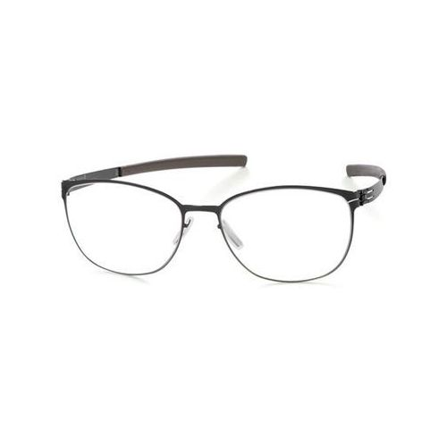 Ic! berlin Okulary korekcyjne m1350 sandy g. gun metal