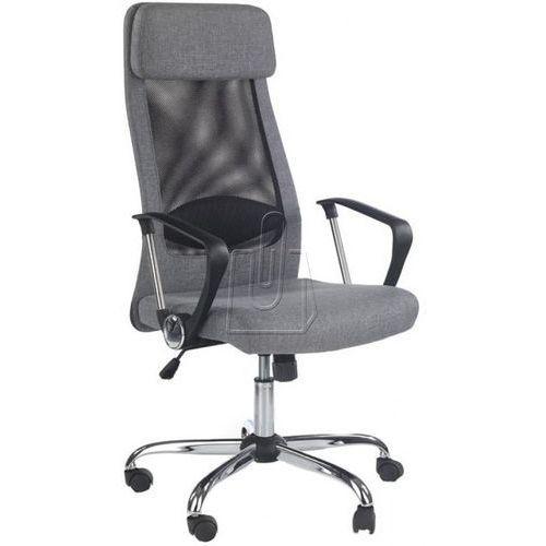 Fotel pracowniczy zoom - gwarancja bezpiecznych zakupów - wysyłka 24h marki Halmar