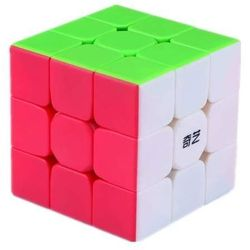 warrior s stickerless 3x3 marki Qiyi