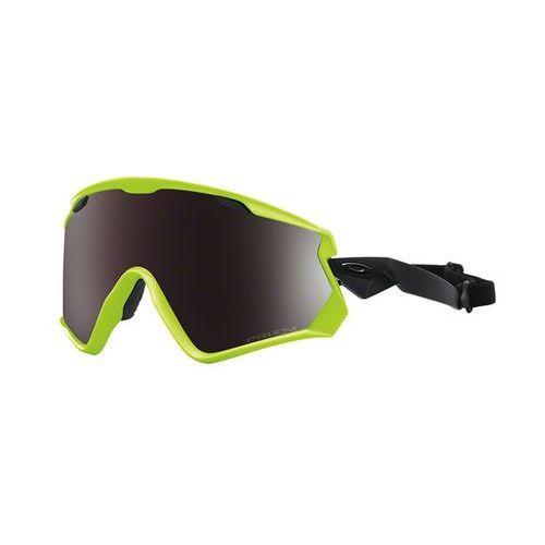 Oakley goggles Gogle narciarskie oakley oo7072 wind jacket 2.0 707206