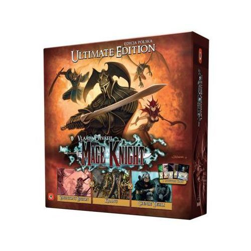 Mage Knight Ultimate Edition PL, 1241