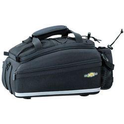 Topeak Trunk Bag EX Strap Type Torba na bagażnik, black 2021 Torby na bagażnik